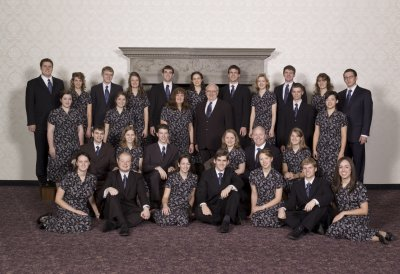 Musical Mission Team 2008